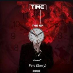 Pele-sorry-TIME-THE-EP by Ganzlot