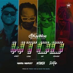 What Type Of Dance by DJ Kaywise X Mayorkun, Naira Marley, Zlatan